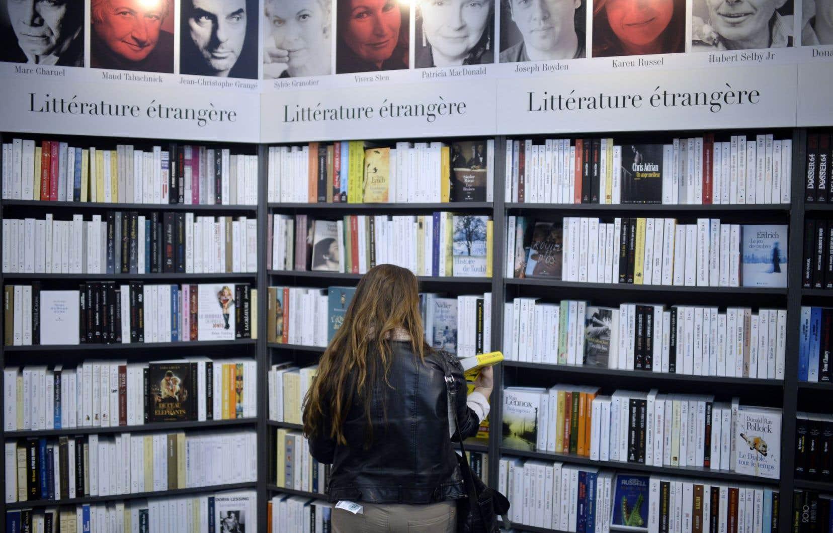Le Salon du livre de Paris ouvre ses portes ce jeudi.
