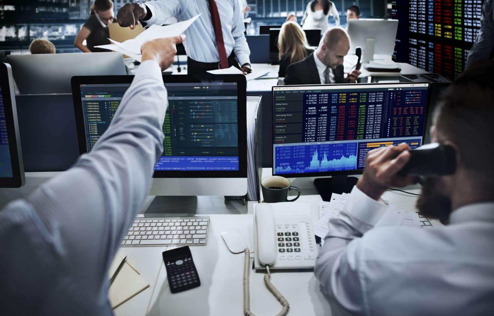 L'AMF se verra renforcée dans son rôle de régulateur central des marchés.