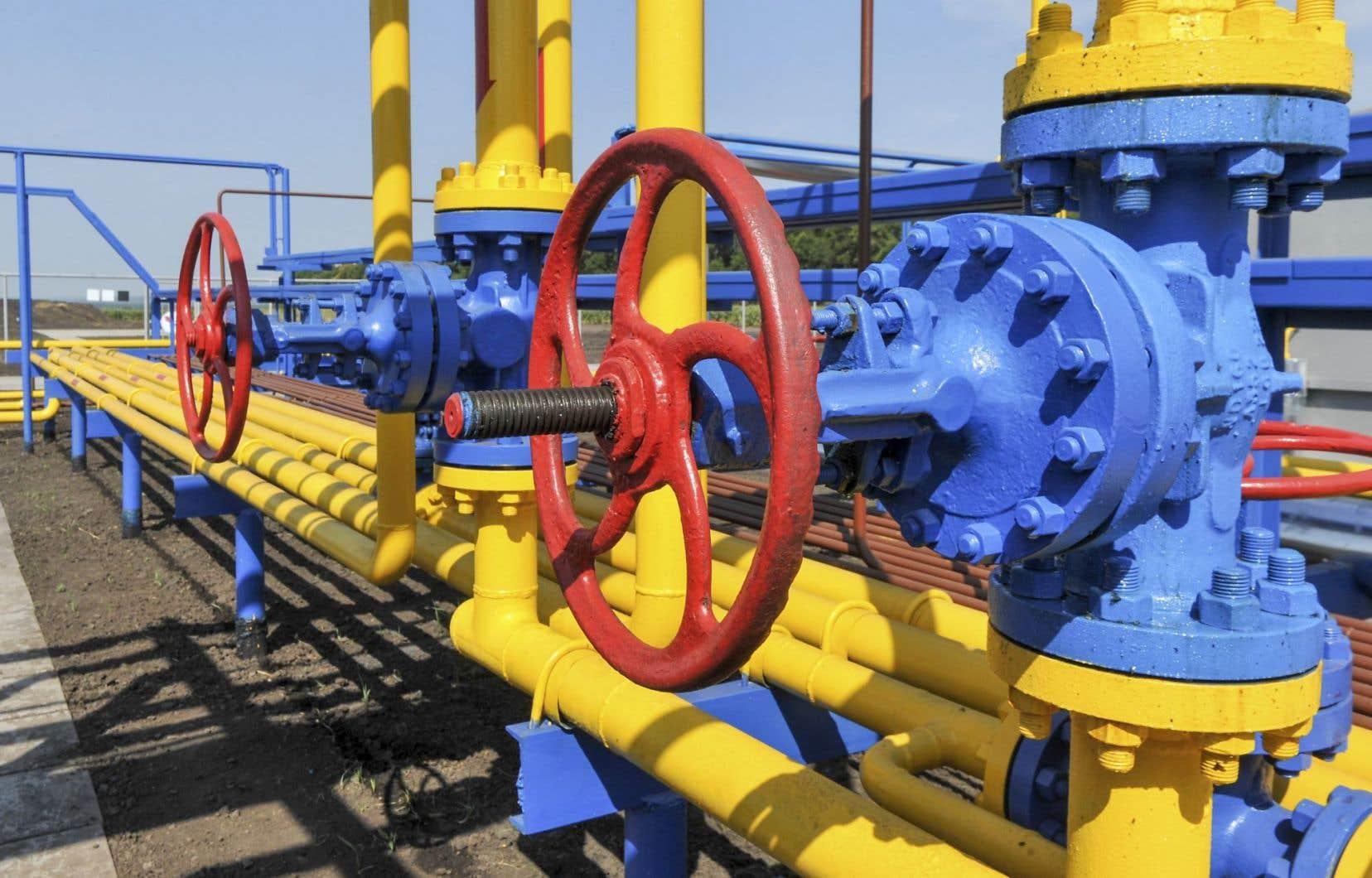 Columbia Pipeline détient un réseau de plus de 24000 kilomètres de gazoducs aux États-Unis.