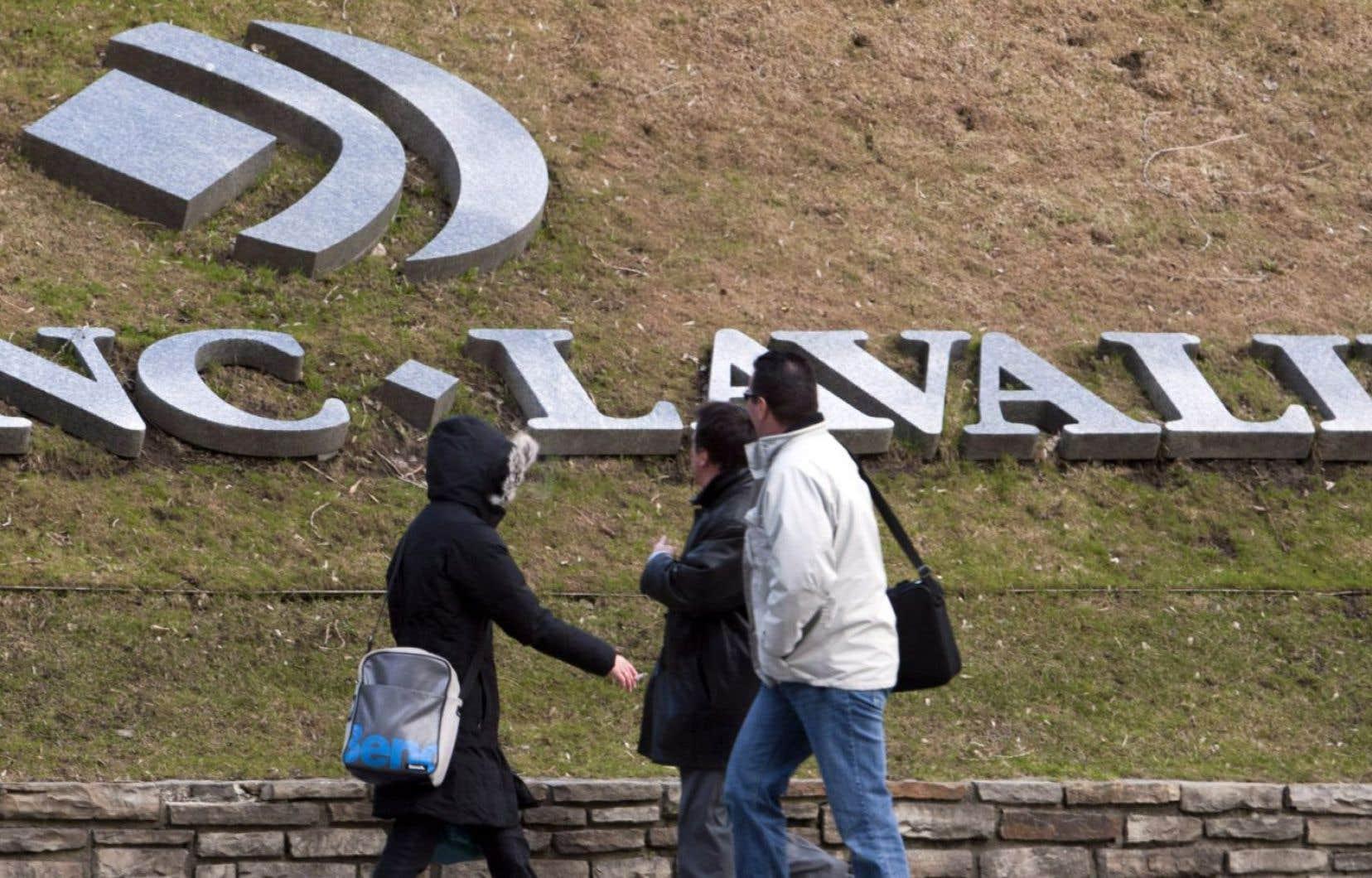 À l'échelle nationale, c'est près de 600 personnes qui ont été licenciées par la multinationale.