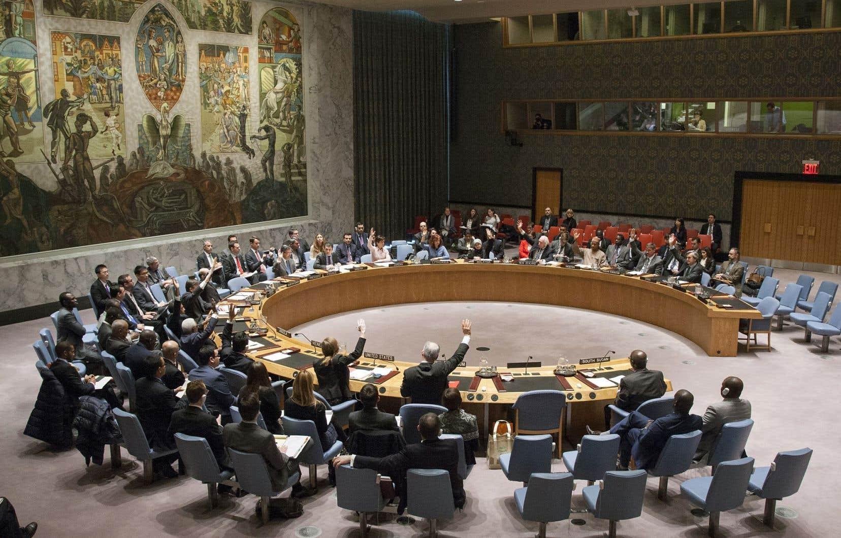 Selon Georges Paquet, le Conseil de sécurité de l'ONU doit impérativement devenir plus représentatif de la géopolitique contemporaine.