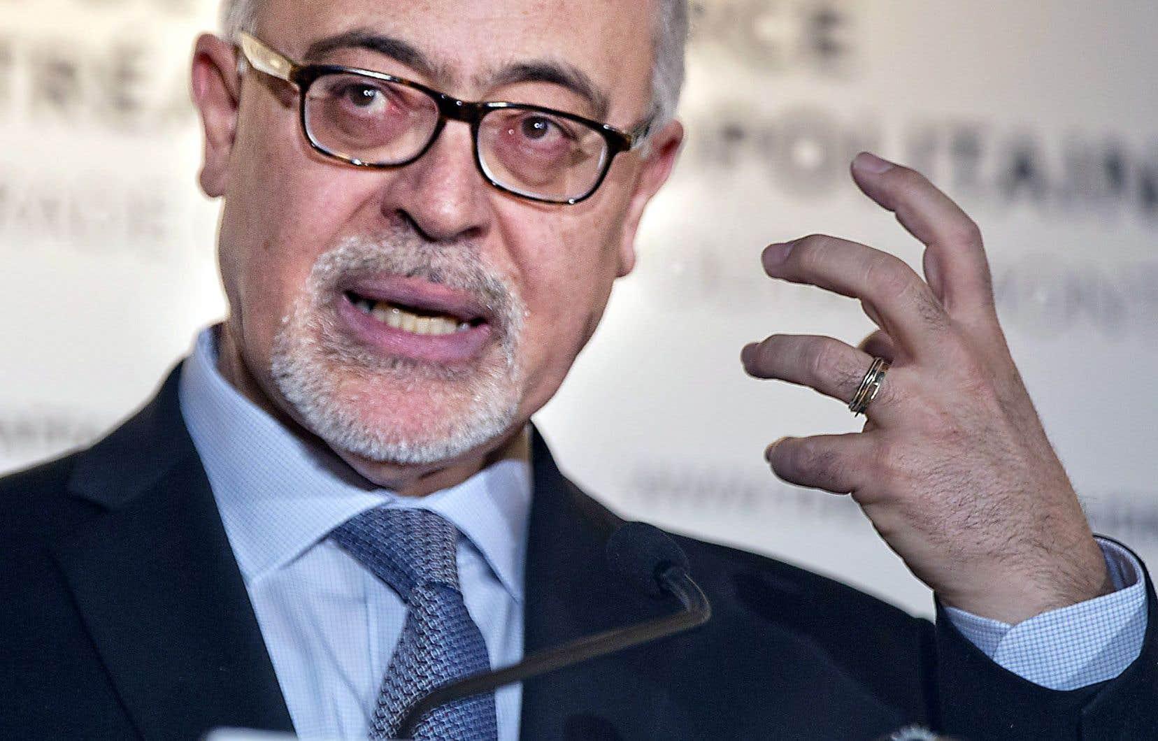 Le ministre des Finances, Carlos Leitão, concède qu'il y aura «des hauts et des bas» en matière de création d'emplois.