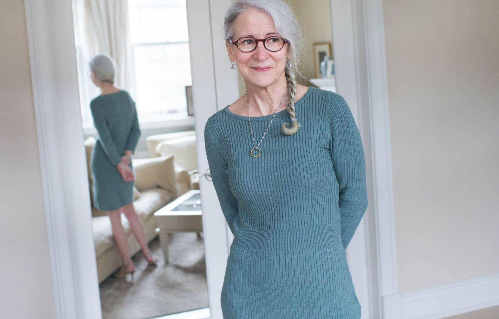 L'écrivaine québécoise Martine Desjardins