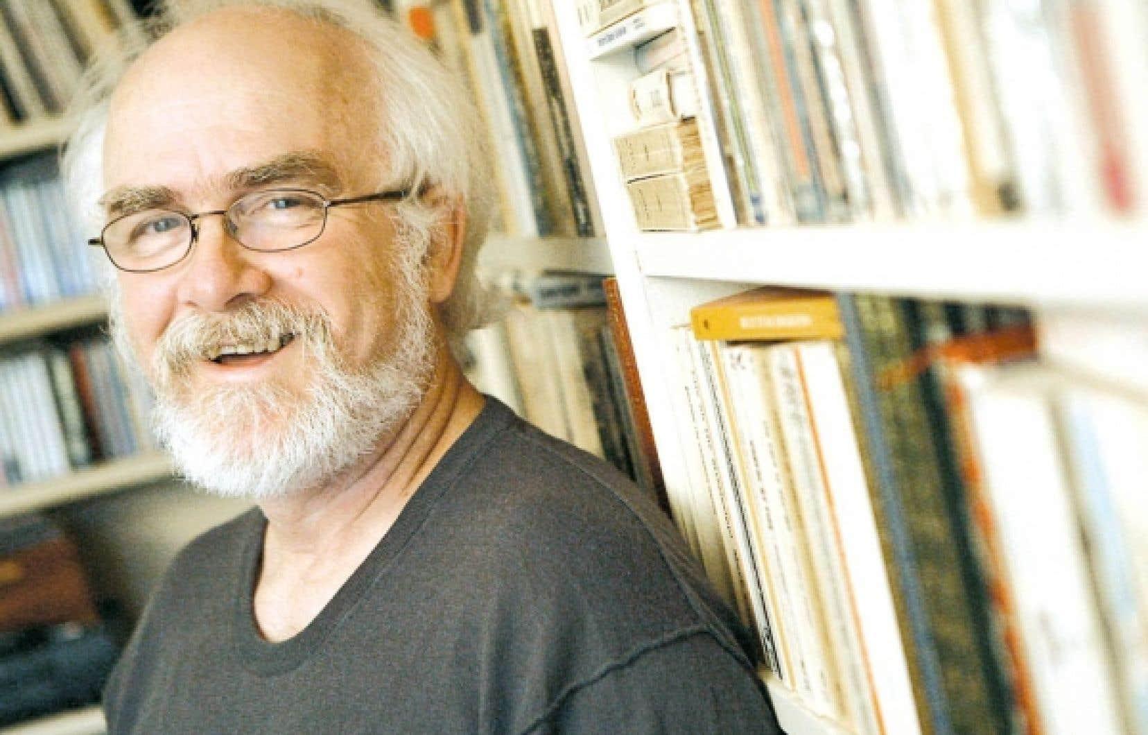 Jean St-Hilaire a fortement marqué le monde du théâtre à Québec.