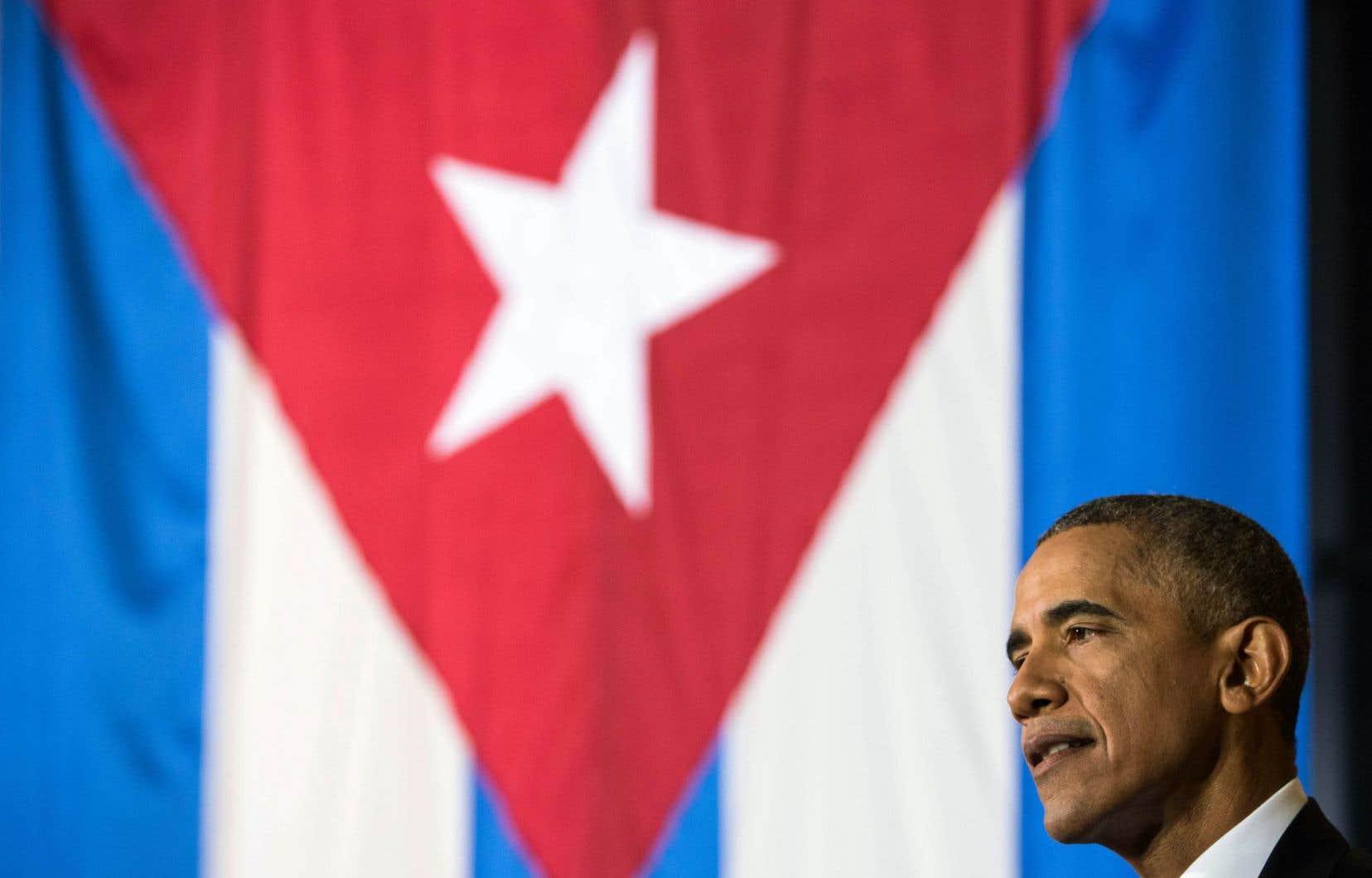 Dans une lettre intitulée«Le frère Obama»,l'ex-président cubain Fidel Castro souligne que les changements voulus par le président américain ne seront pas pour demain.<br />