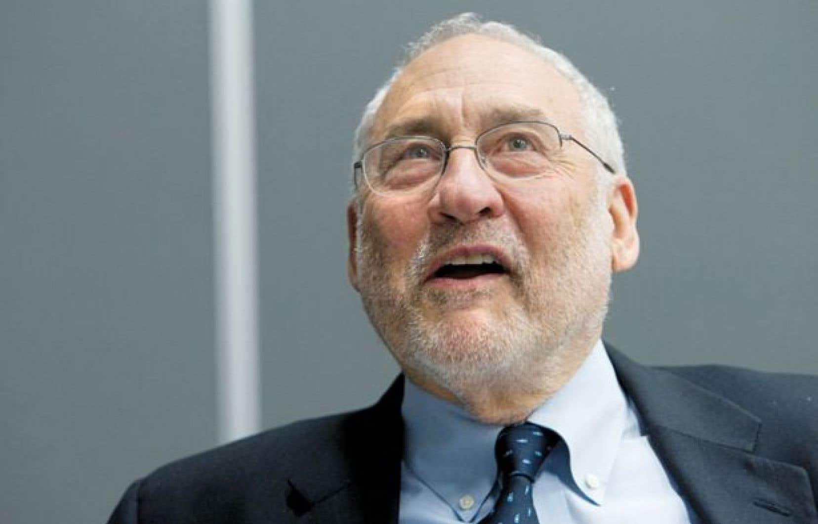 Aux États-Unis, les candidats à la présidence sont tous opposés au PTP en l'état, rappelle le Nobel d'économie américain Joseph Stiglitz.