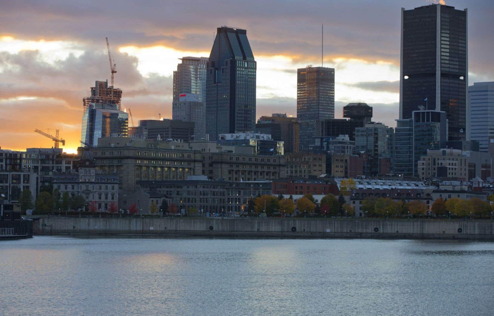 Les députés péquistes de la région de Montréal ont brossé un sombre portrait pour leur région.
