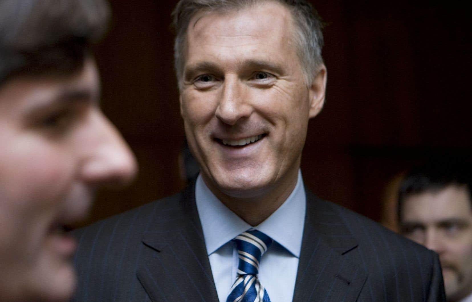 <p>Une source a confirméque le député de Beauce fera une annonce officielle d'ici la fin de la semaine.</p>