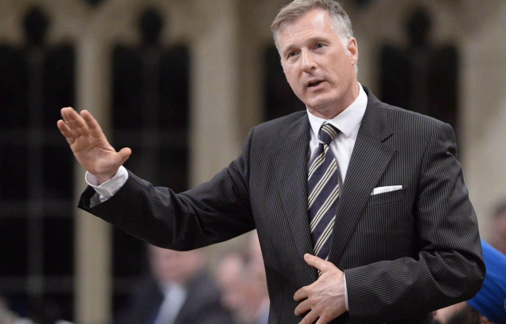 Maxime Bernier n'a jamais hésité à briser les rangs conservateurs pour défendre ses propres positions. Un franc-jeu qui pourrait toutefois le priver de l'appui de certains députés ou sénateurs québécois.