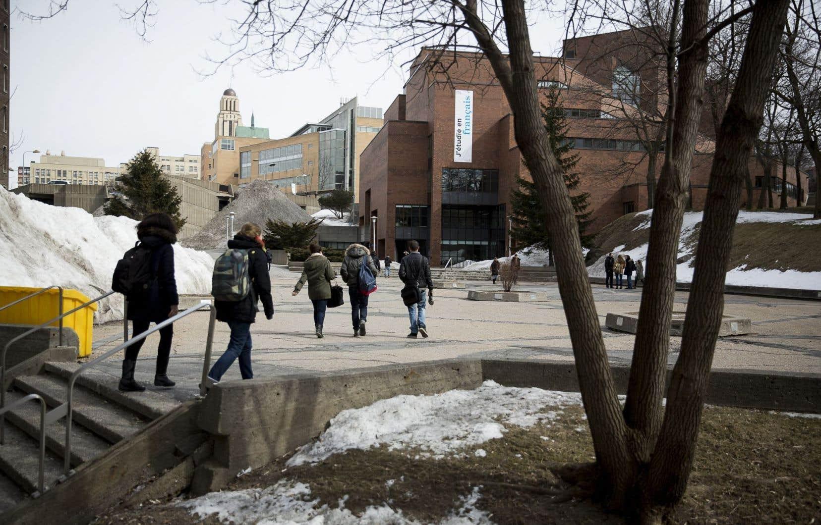 La mise sur pied de l'«Observatoire national en matière de droits linguistiques» sera annoncée ce jeudi à l'Université de Montréal.