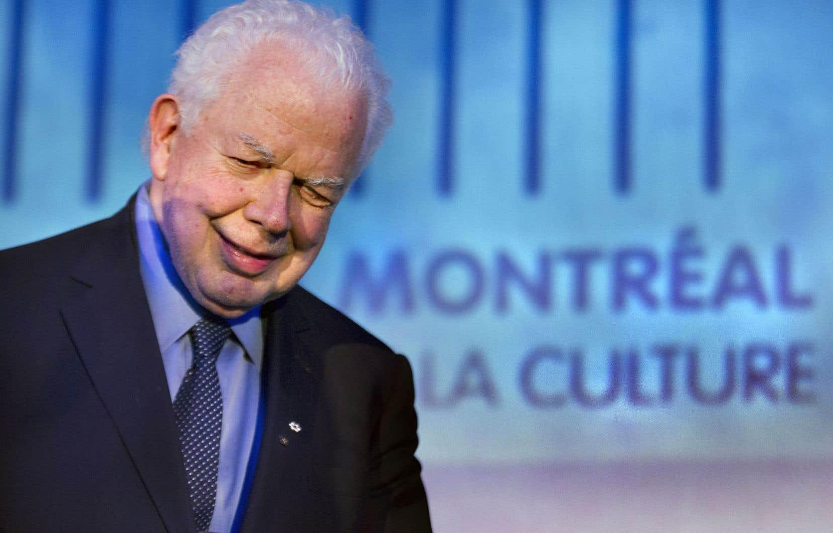 Bernard Lamarre a créé et dirigé Lavalin, une société de génie-conseil d'envergure mondiale classée alors parmi les dix plus importantes de la planète.