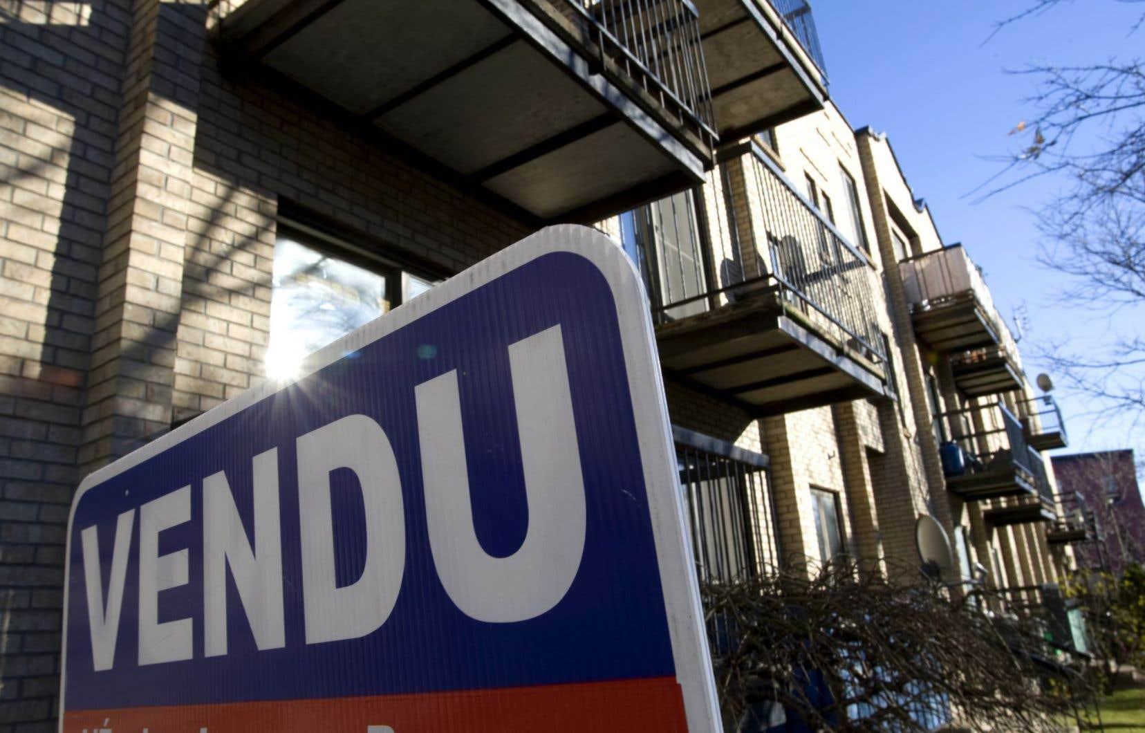 Toutes les régions métropolitaines de recensement, à l'exception de Saguenay, ont connu une croissance de l'activité immobilière.