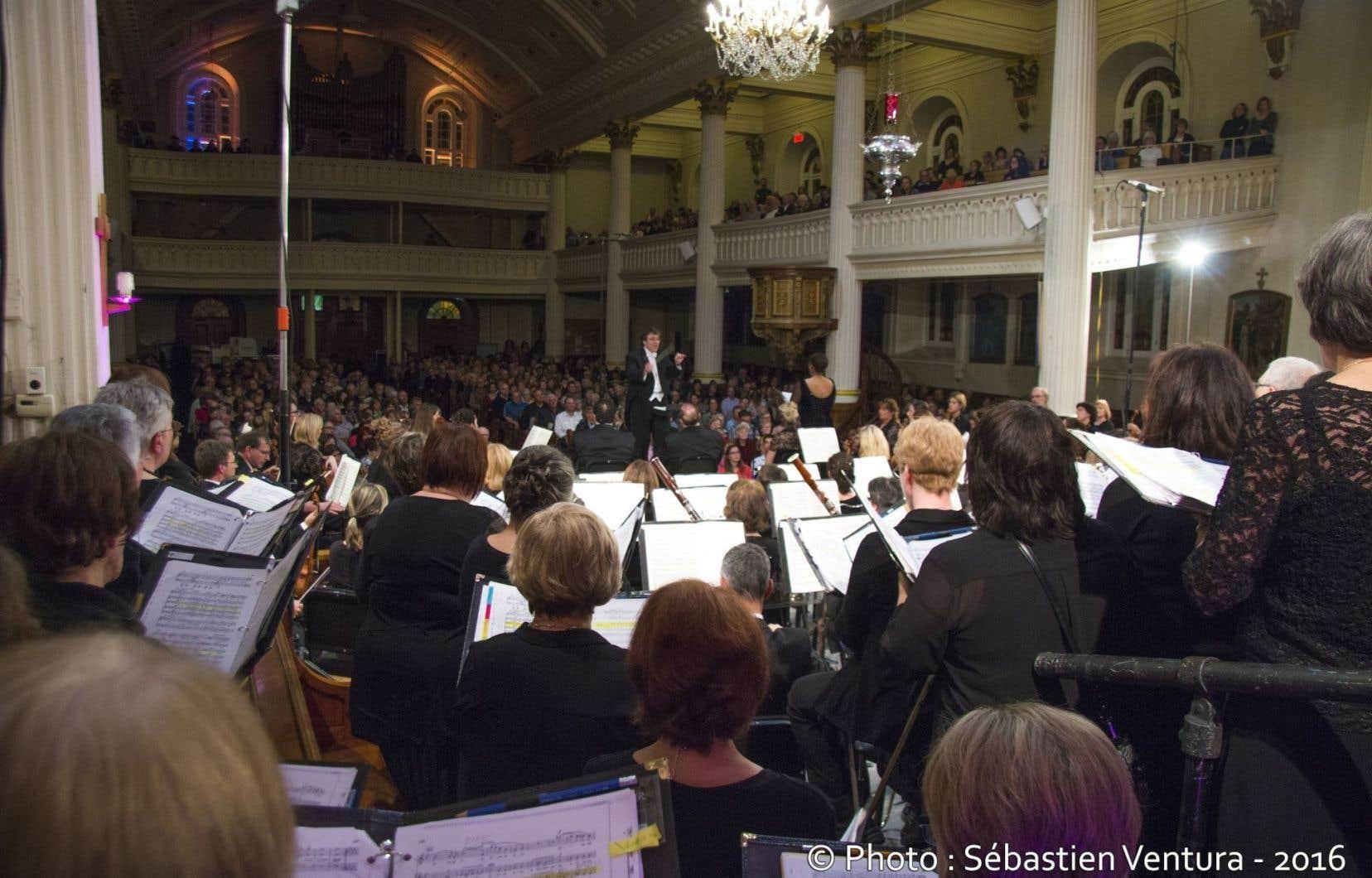 L'Orchestre symphonique de Laval fête ses 30 ans.