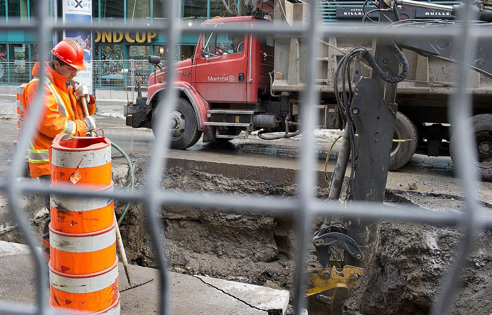 «L'actuel Fonds Chantiers Canada a été lancé au Québec avec un an et demi de retard par rapport aux autres provinces», déplore Alexandre Cusson.