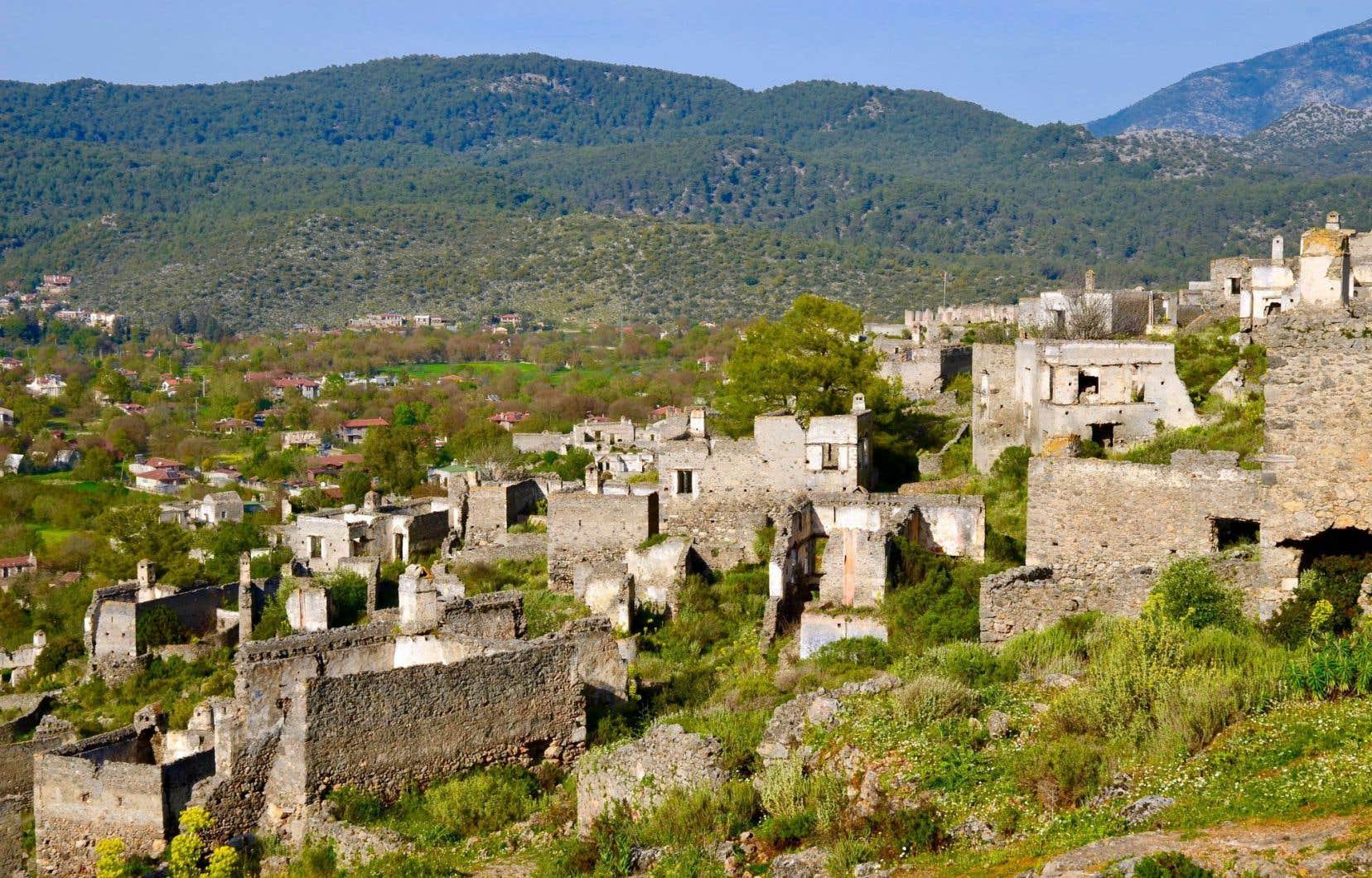L'ancien village grec de Kayaköy