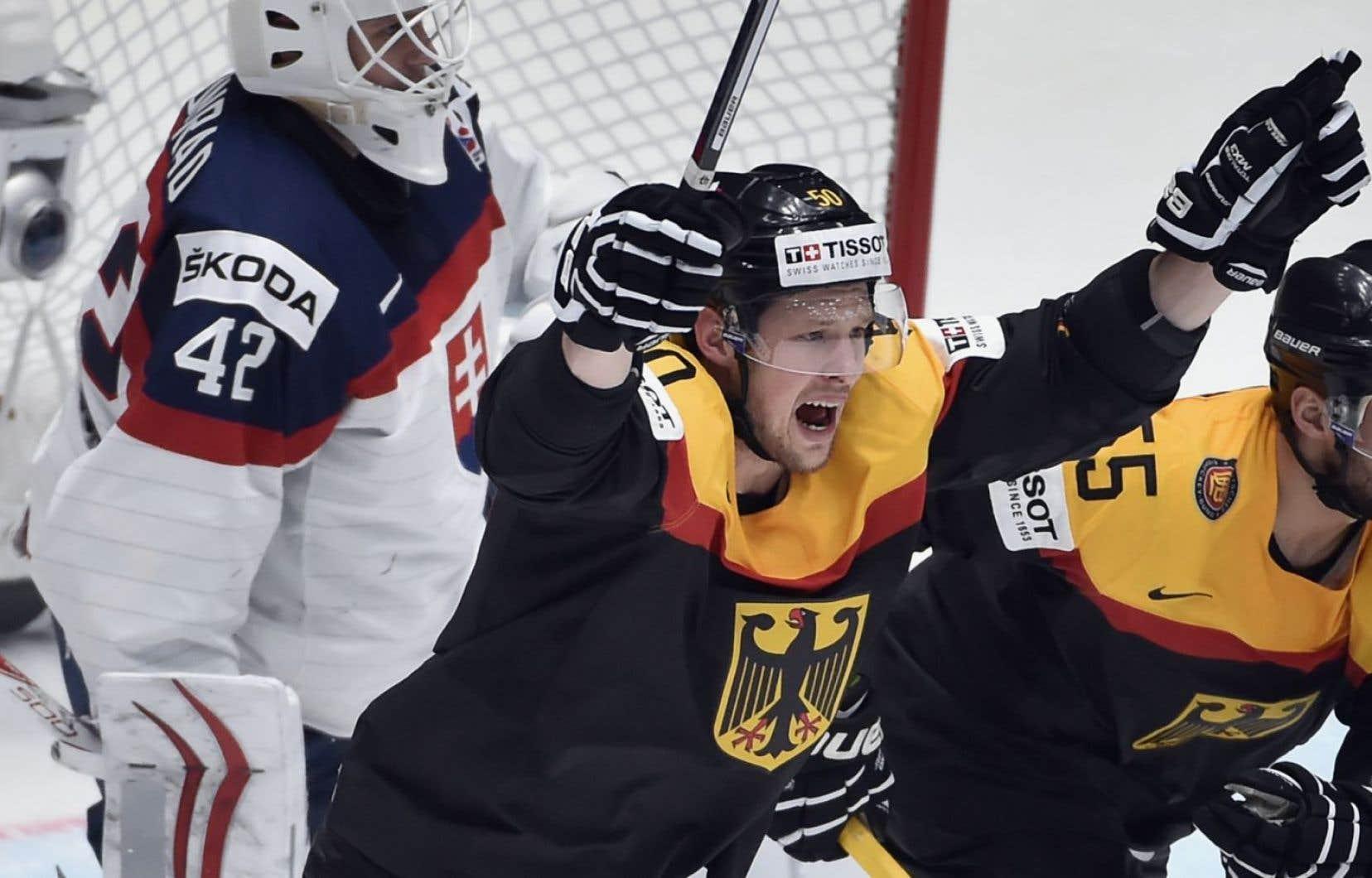 Le prochain adversaire de l'Allemagne est le Canada, qui totalise 20 buts à ses trois premiers matchs.
