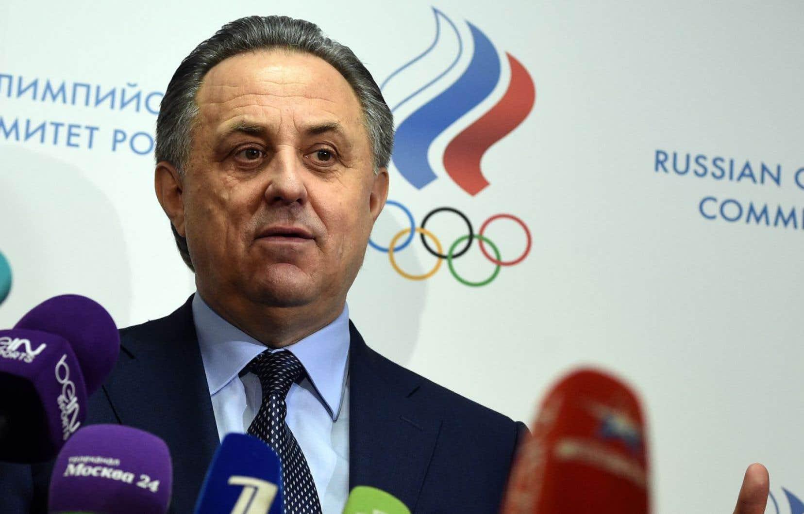 Vitaly Stepanov, ancien contrôleur de l'agence russe de lutte contre le dopage à l'origine du scandale qui a ébranlé l'athlétisme russe en novembre dernier.