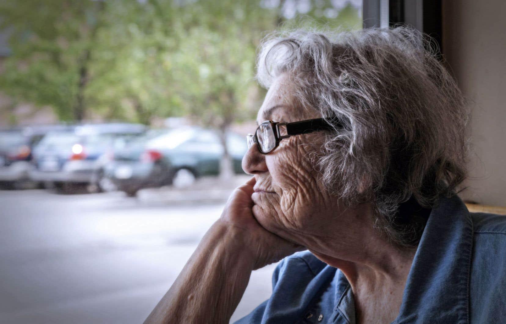 À l'heure actuelle, le Régime des rentes du Québec et le Régime de pensions du Canada couvrent environ 25 % des revenus d'avant la retraite.