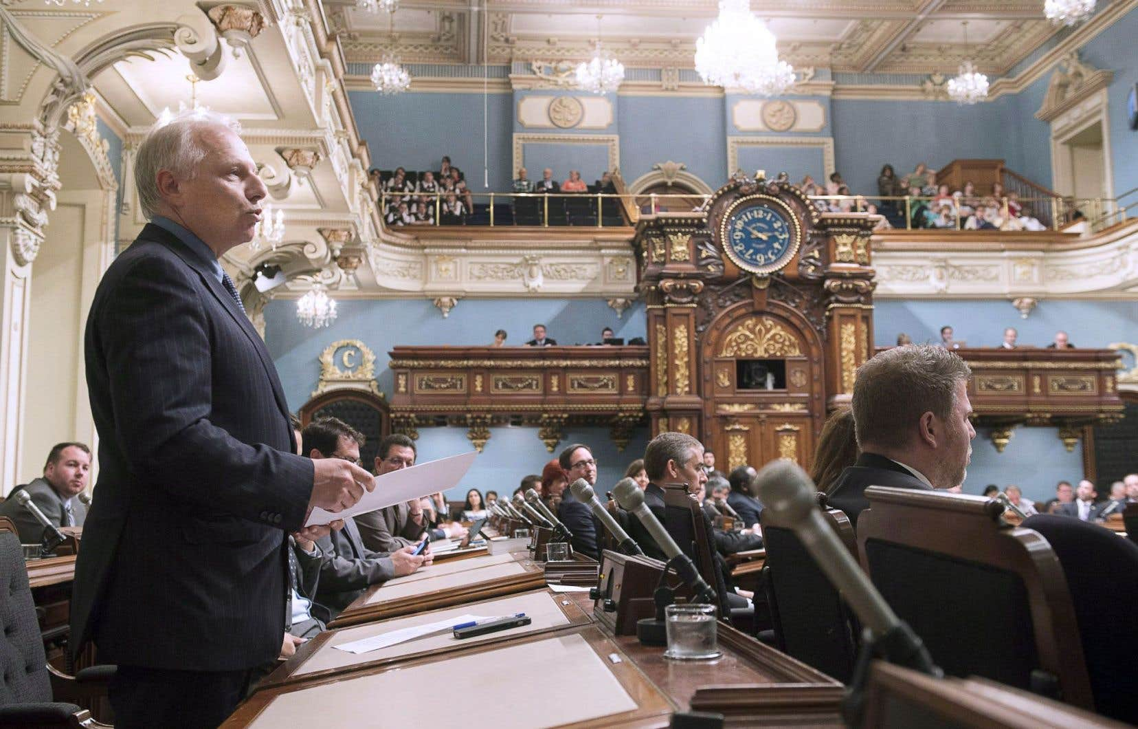 Jean-François Lisée, qui proposait l'an dernier d'attendre 12 mois avant la prochaine élection de 2018 pour décider d'une promesse de référendum, a rejeté toute possibilité avant le scrutin de 2022.