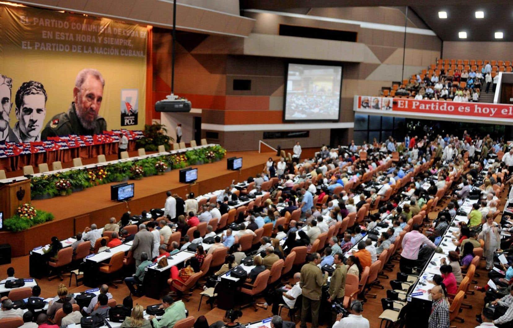 Les documents sur la légalisation des PME ont été adoptés lors du congrès du Parti communiste de Cuba, le mois dernier.