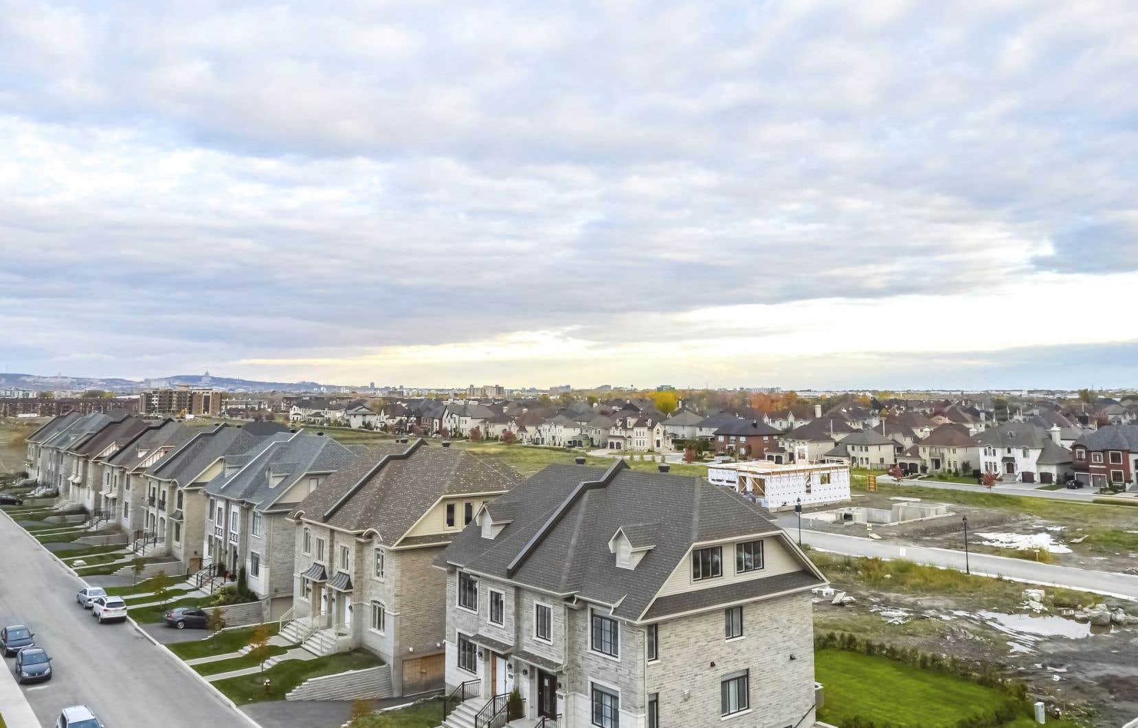 Une retraite financée par la valeur nette de la maison   Le Devoir