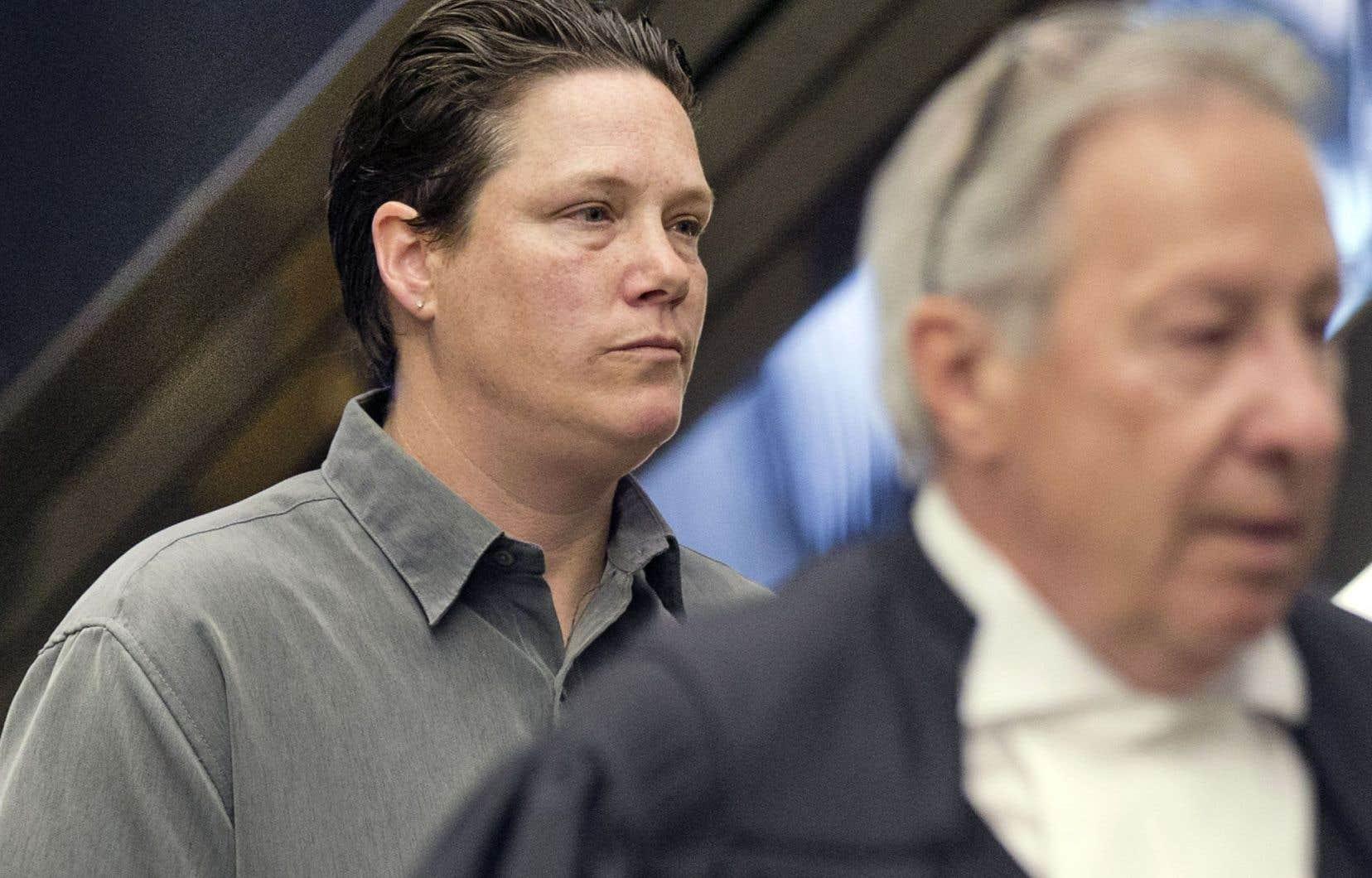 L'ex-policière Stéfanie Trudeau connaîtra sa sentence jeudi.