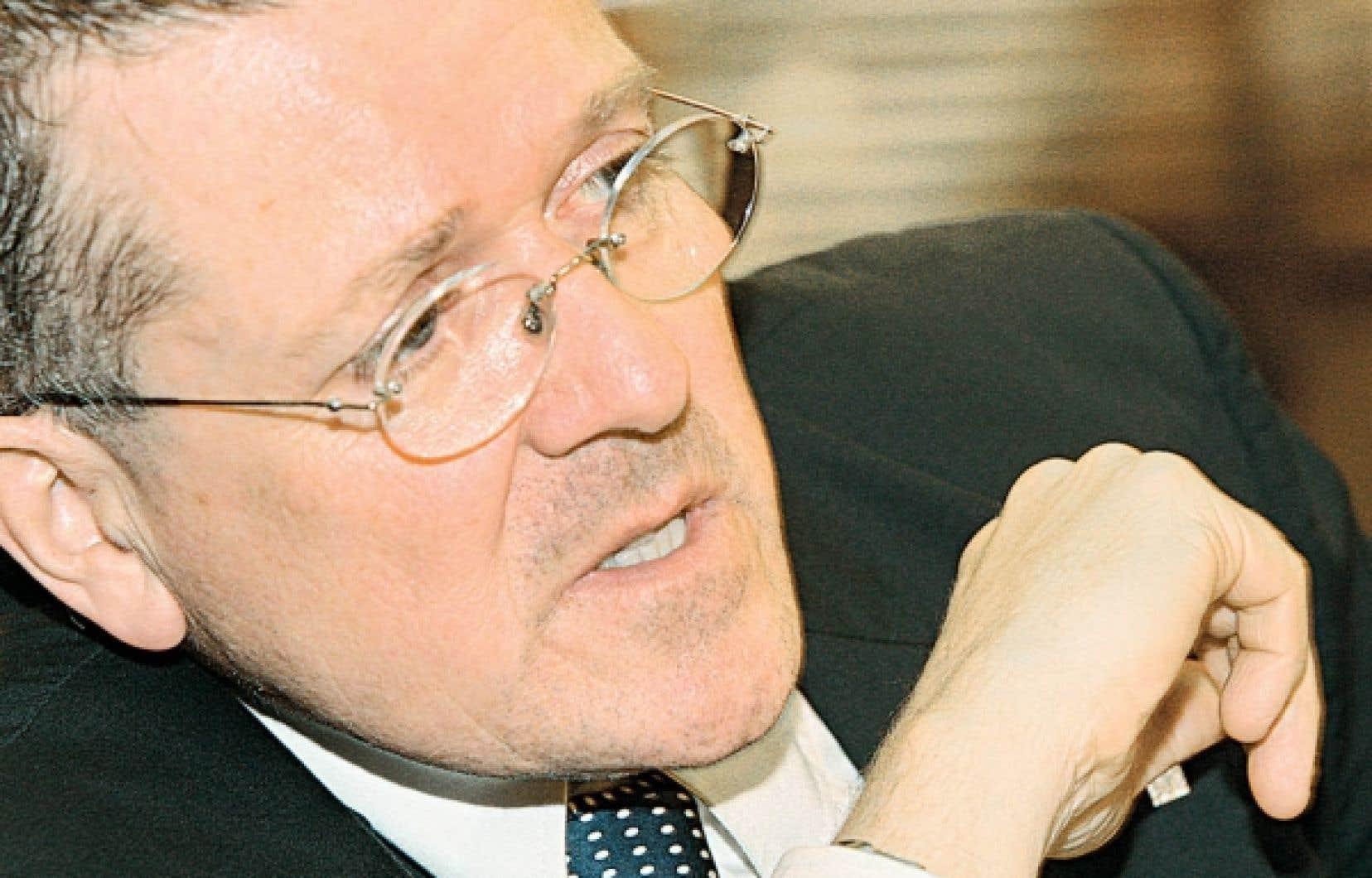 Le criminologue Philippe Bensimon