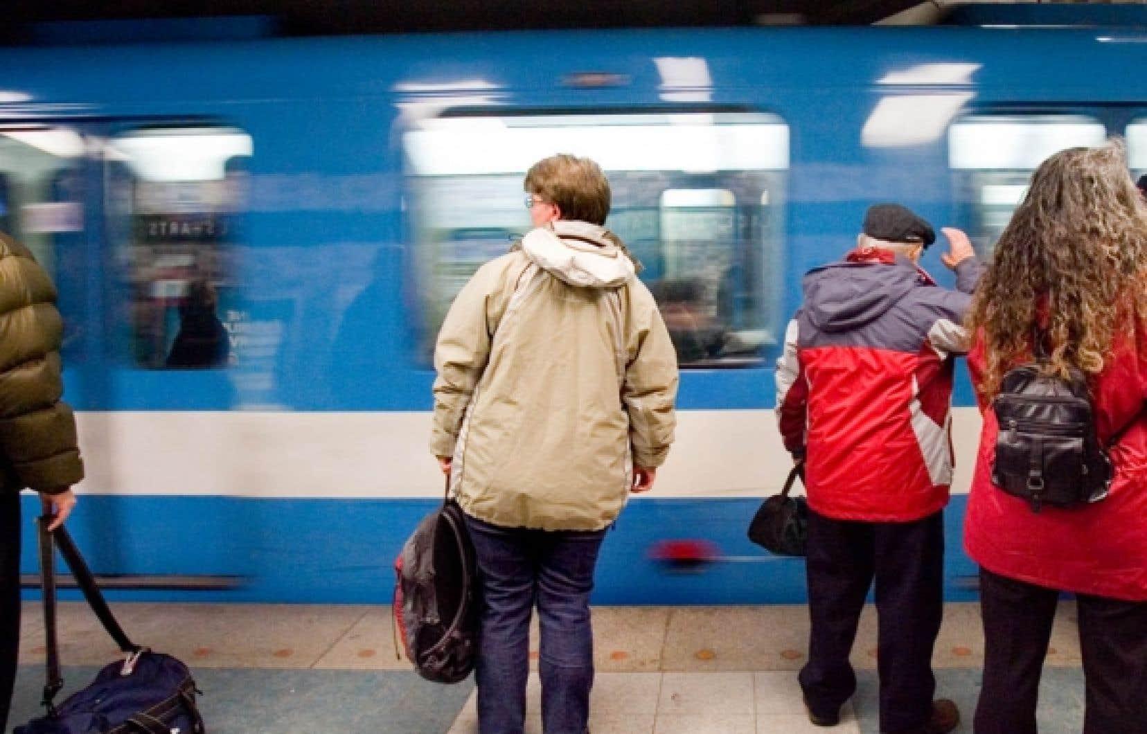 Une entreprise chinoise prétend pouvoir fournir à la Société de transport de Montréal de nouvelles voitures de métro à meilleur prix que ne le ferait le consortium Alstom-Bombardier.