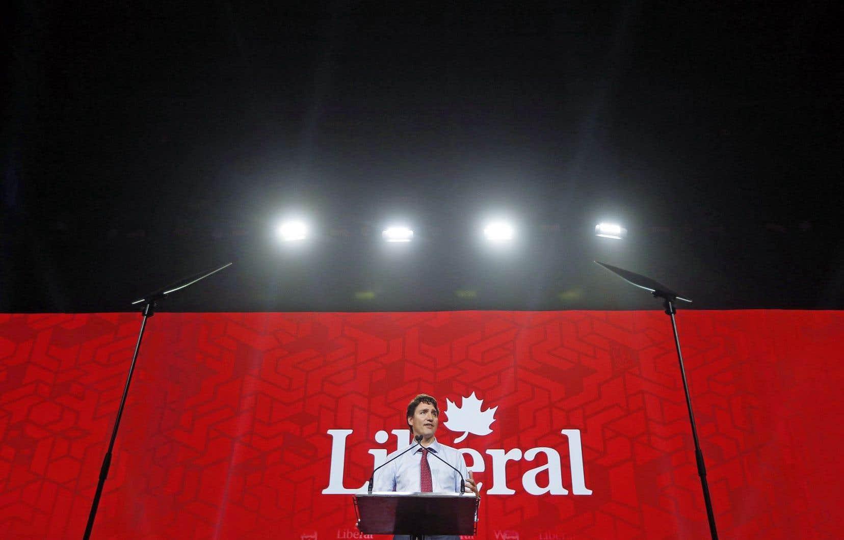 Le Canada a perdu des points sur le critère de l'efficacité gouvernementale dans la foulée de l'élection des libéraux de Justin Trudeau.