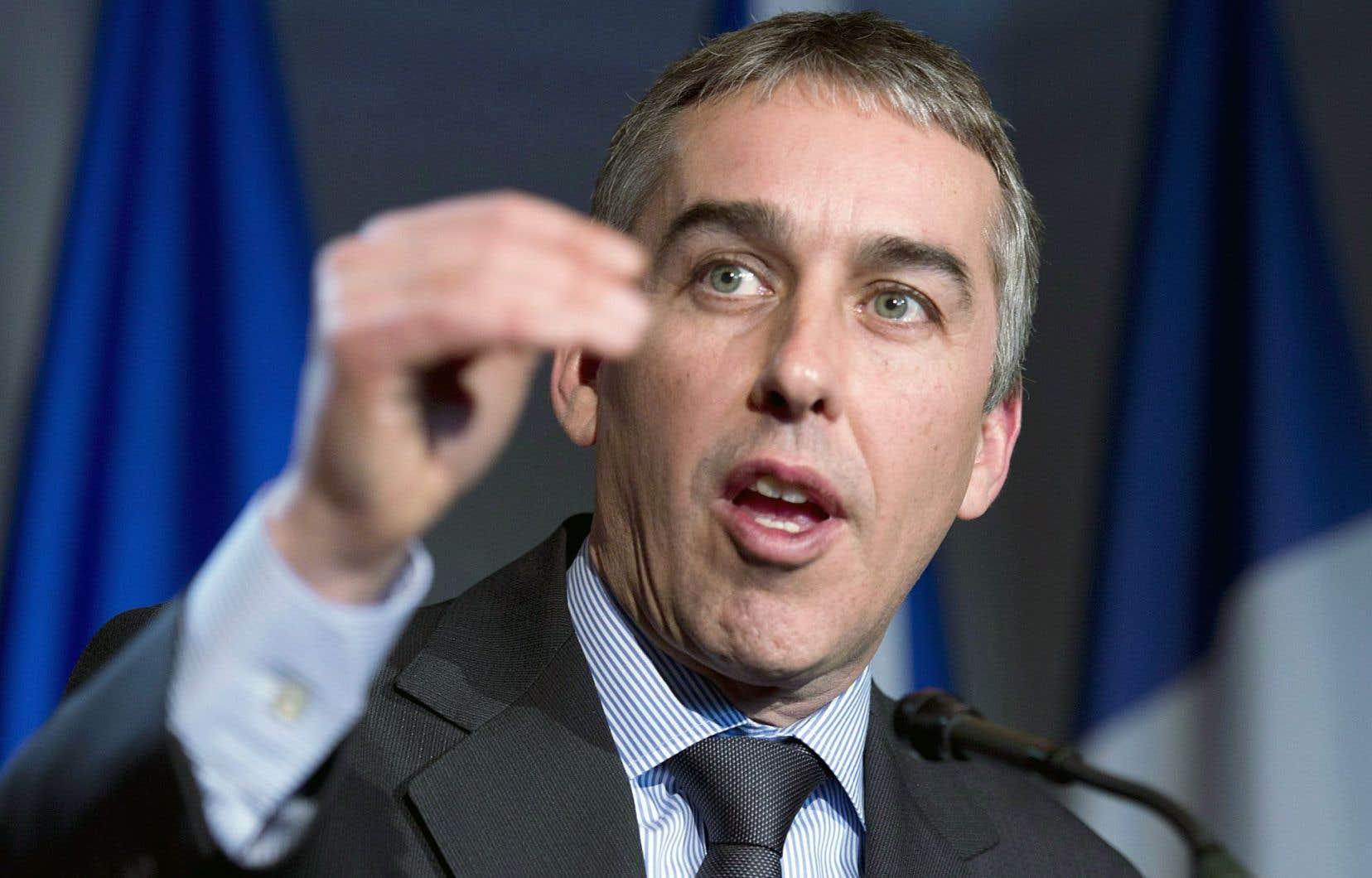 Le député péquiste Nicolas Marceau fait partie du groupe de députés et de militants qui veulent améliorer la situation constitutionnelle actuelle.
