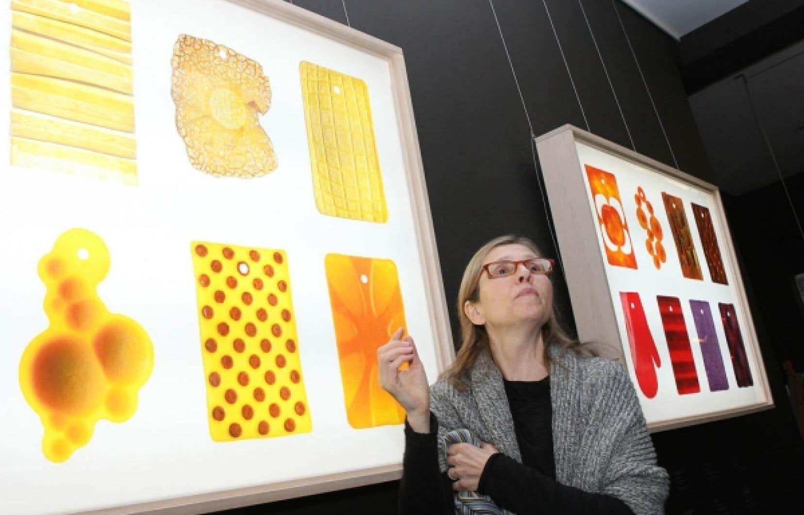 L'exposition montréalaise des contenants mangeables de la designer et anthropologue Diane Bisson s'inscrit dans la première phase d'un projet gastronomique de grande envergure.