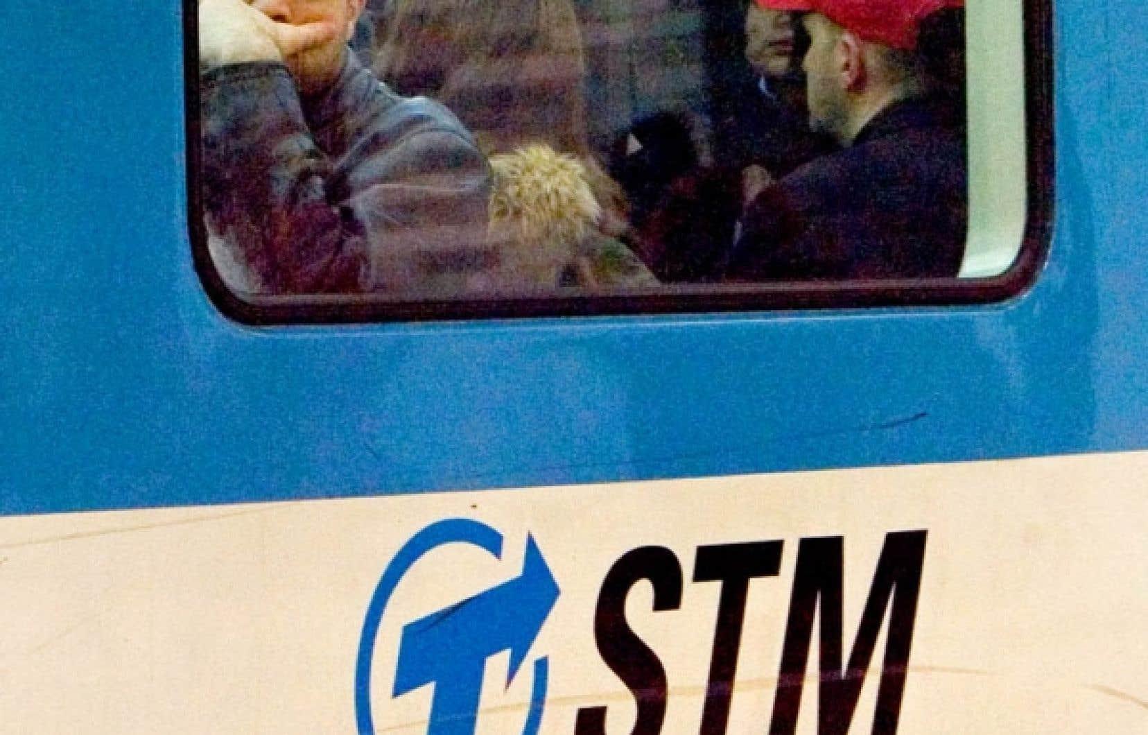 Il serait trop coûteux de changer de technologie pour le métro de Montréal, estime la STM.