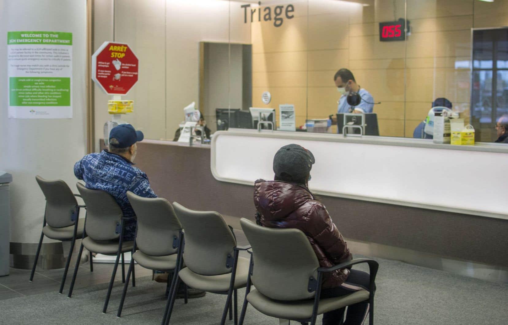 Même si son urgence est la plus achalandée au Québec, l'Hôpital général juif est le plus efficace dans la catégorie des grands hôpitaux.