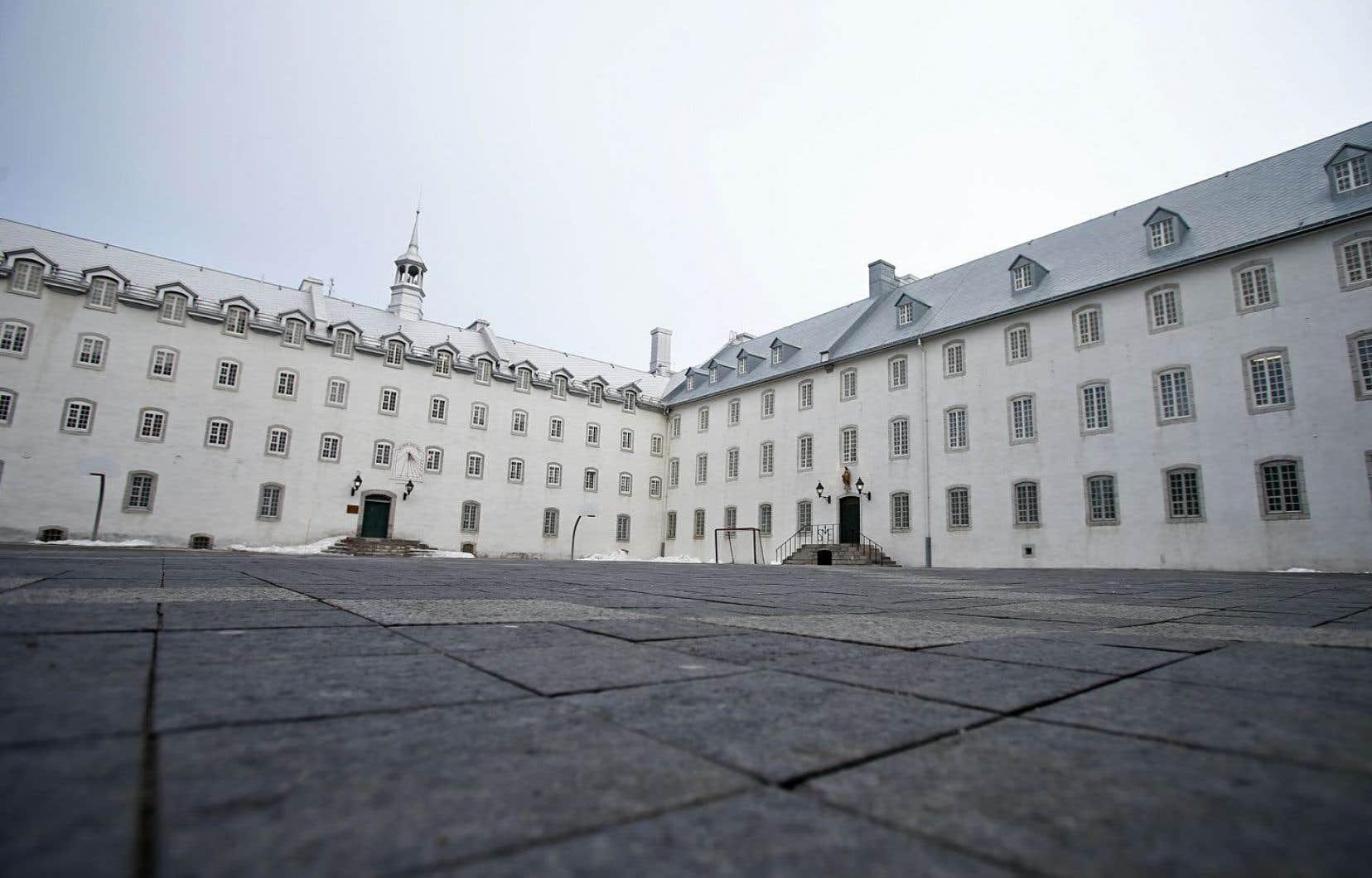 L'UNESCO a inscritle Fonds d'archives du Séminaire de Québec au registre Mémoire du Monde, en 2007.