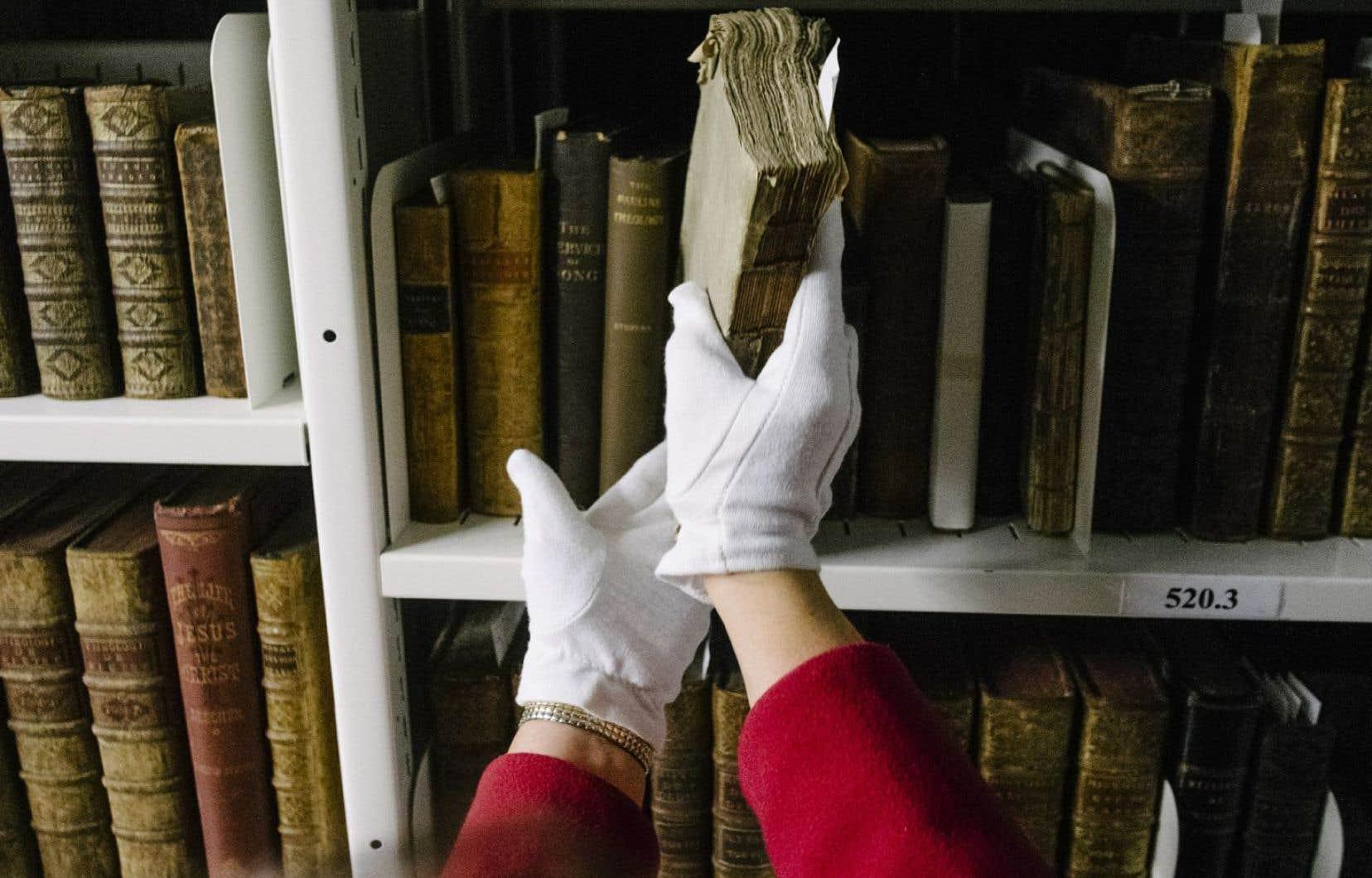 Les archives des Musées de la civilisation de Québec seront fermées aux chercheurs pour une période indéterminée.