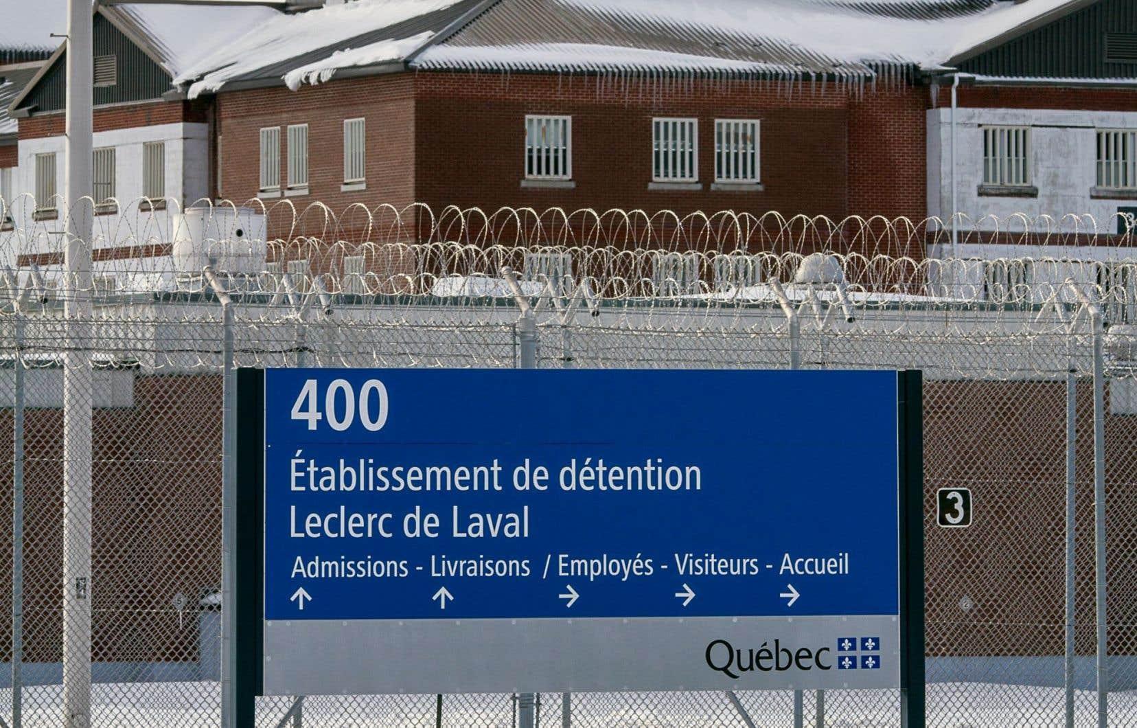 L'établissement Leclerc avait jadis été fermé par le fédéral, parce que jugé vétuste. Québec s'en est ensuite porté acquéreur parce que ses propres établissements étaient surpeuplés.