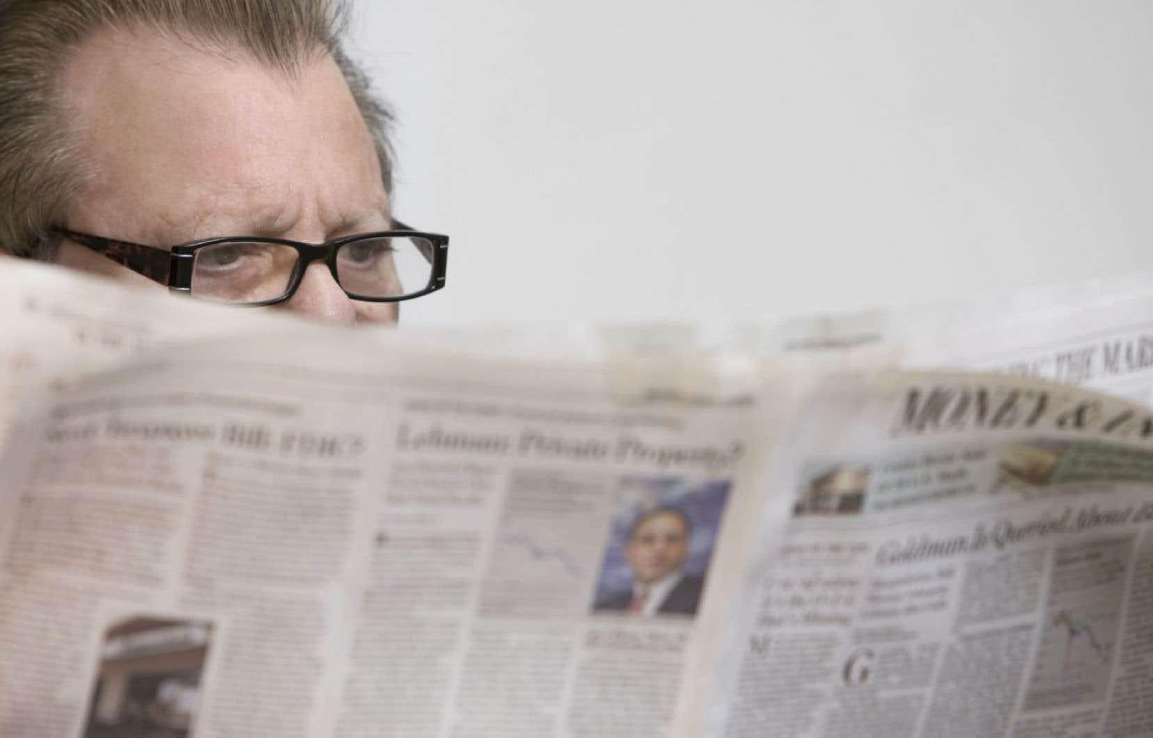 Le «Bay Guardian» de San Francisco est l'un des nombreux journaux américains qui ont mis fin à leurs activités.