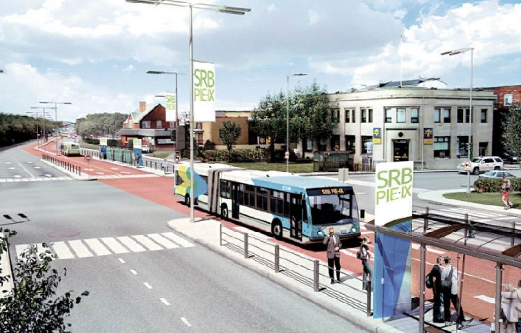 La partie centrale du boulevard devra être complètement réaménagée.