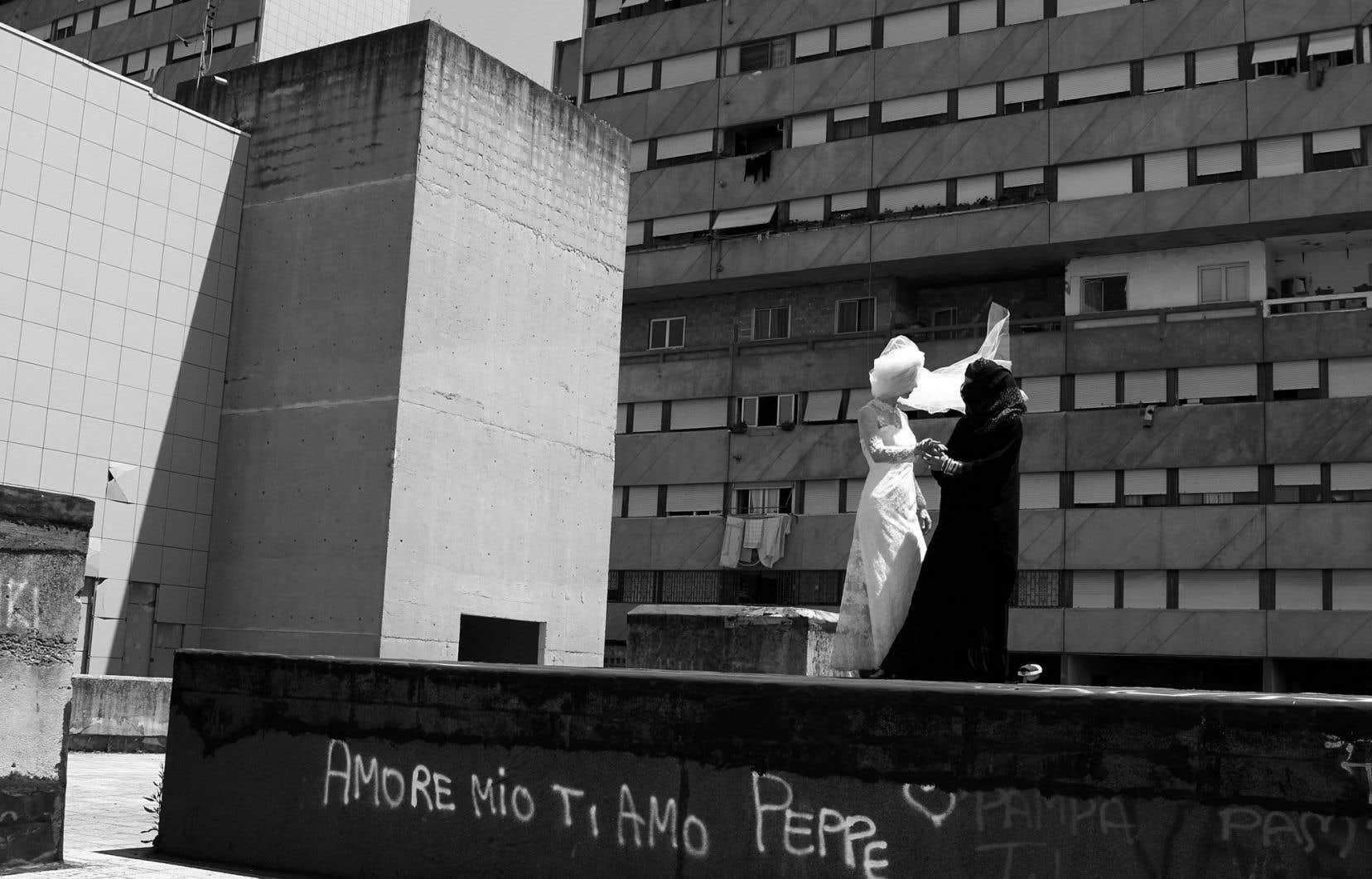 «Future My Love» de Maja Borg parle de Jacque Fresco, penseur, qui croit en la nécessité d'une économie de coopération sociale.