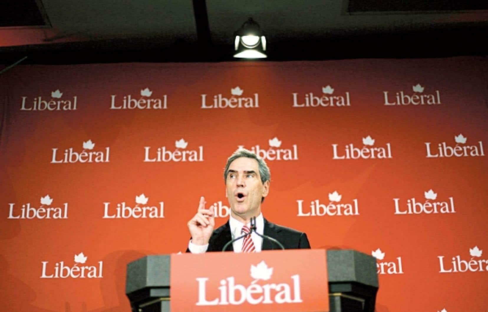 En instaurant des plafonds d'émissions de gaz à effet de serre, le secteur pétrolier aura une croissance plus lente, mais plus prévisible, croit Michael Ignatieff, le chef du Parti libéral du Canada.