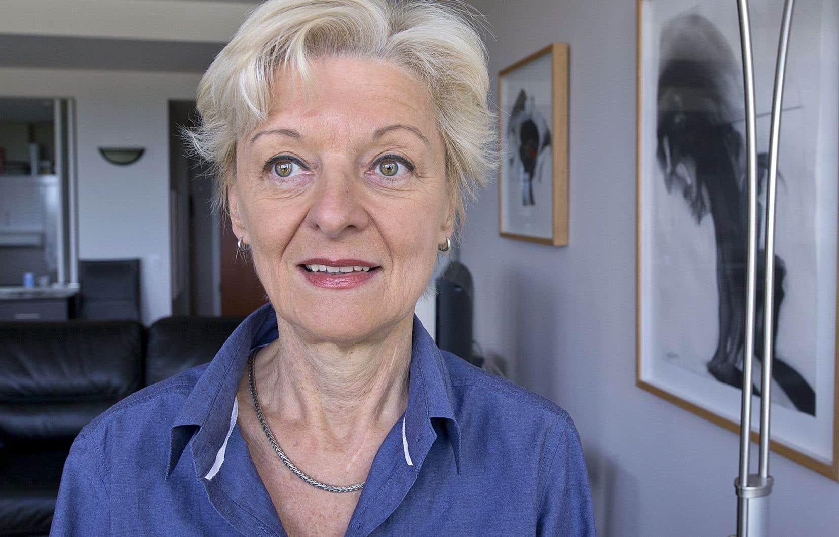 Francyne Lord a dirigé le Bureau d'art public de la Ville de Montréal de sa fondation en 1989 jusqu'à tout récemment.