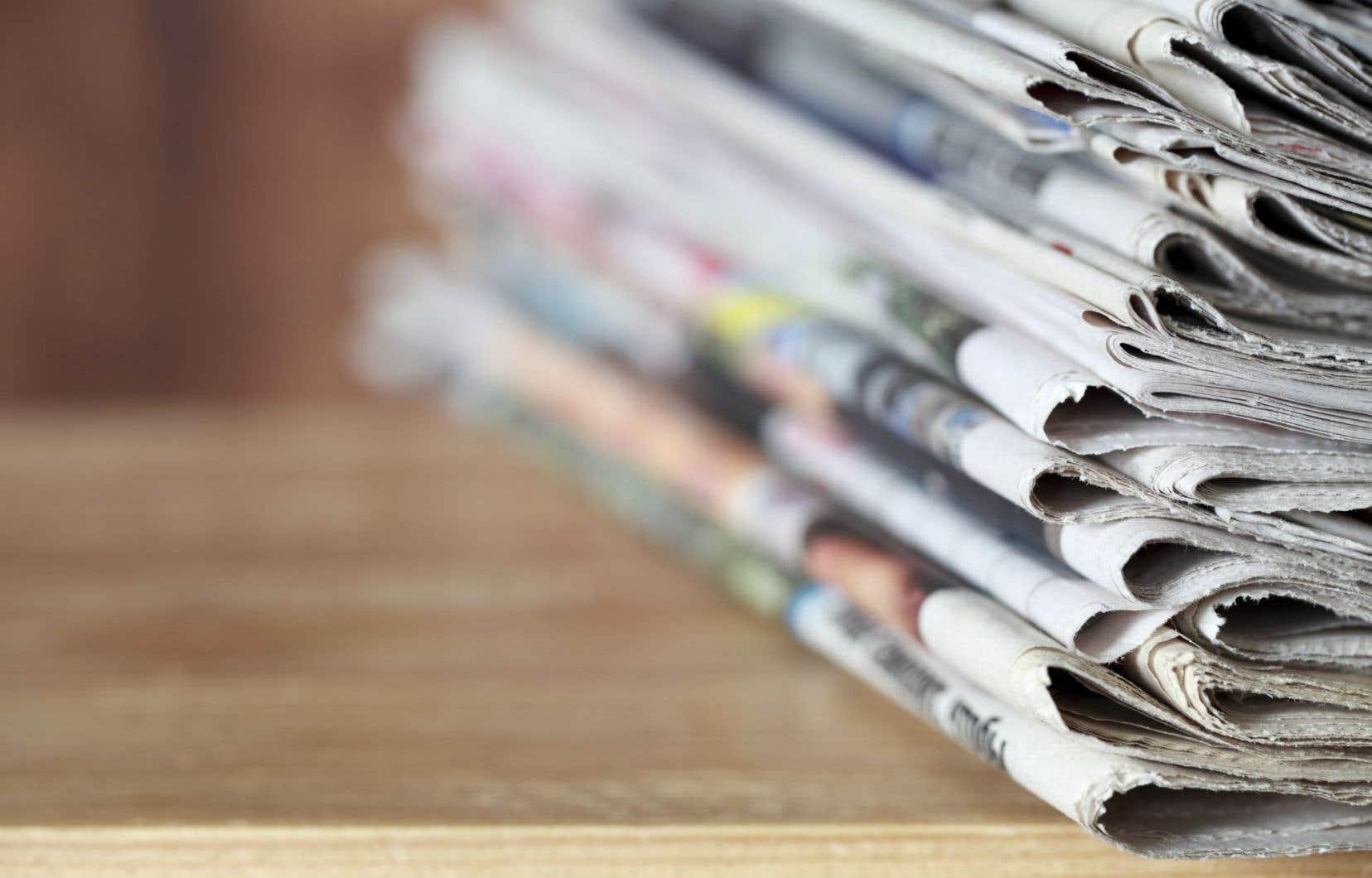 Entre 2010 et 2016, ces petites entreprises de presse ont vu les sommes payées en publicité par le gouvernement du Québec et ses agences fondre de près de 90 %.