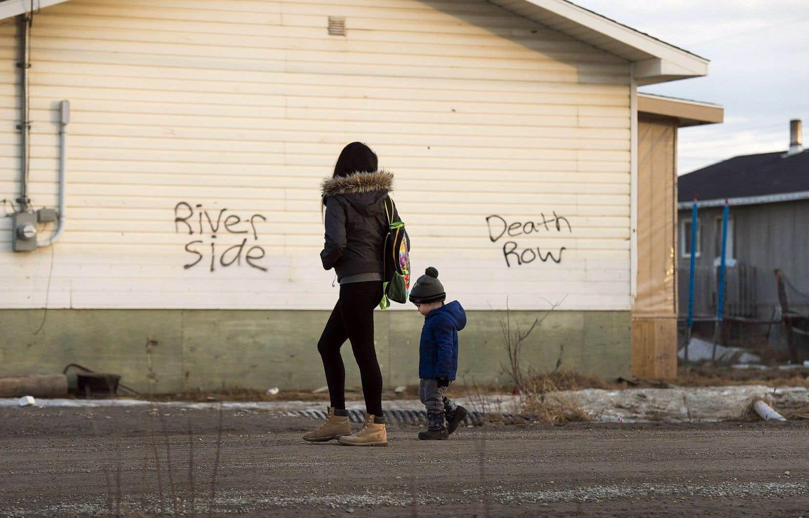 Au Canada, les femmes autochtones sont plus de deux fois plus à déclarer avoir été victimes d'une agression sexuelle.
