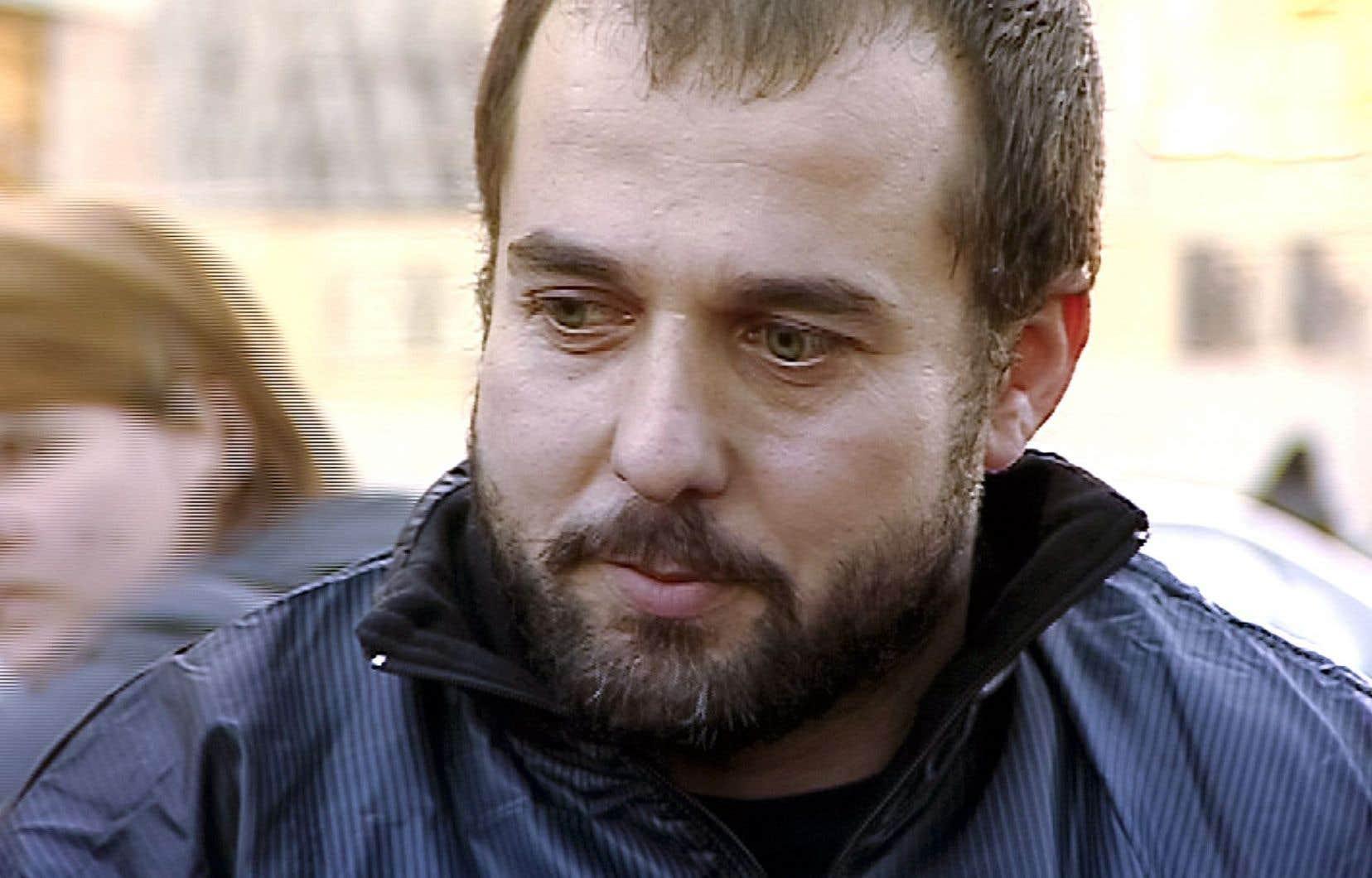 Le Tchétchène Ahmed Tchataïev