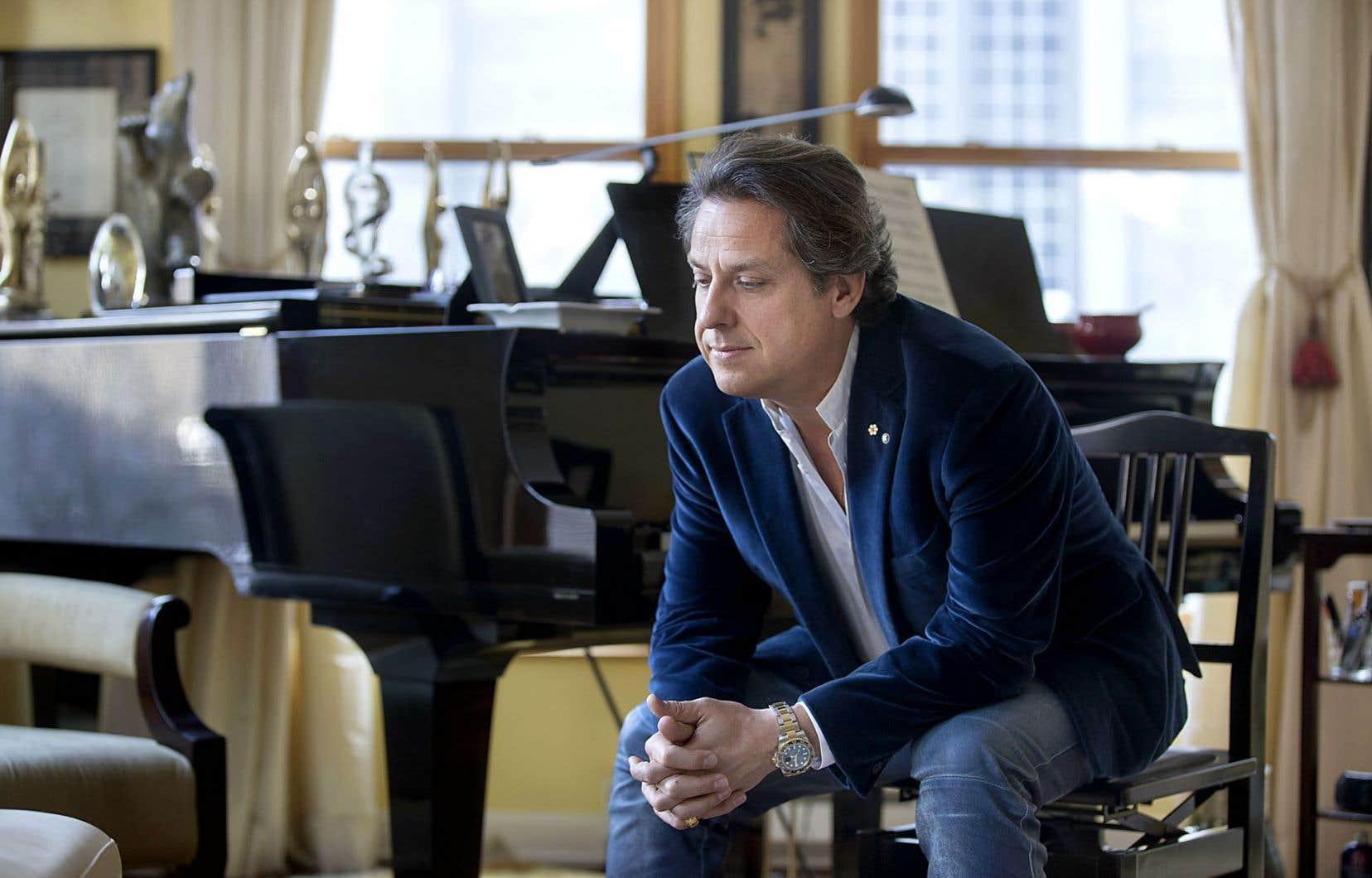 Alain Lefèvre ouvrira le Festival de Lanaudière avec le «1erConcerto» de Tchaïkovski.