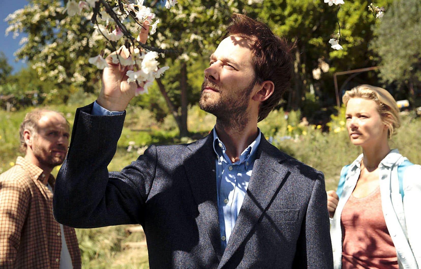 Benjamin Lavernhe représente la seule véritable surprise du «Goût des merveilles».