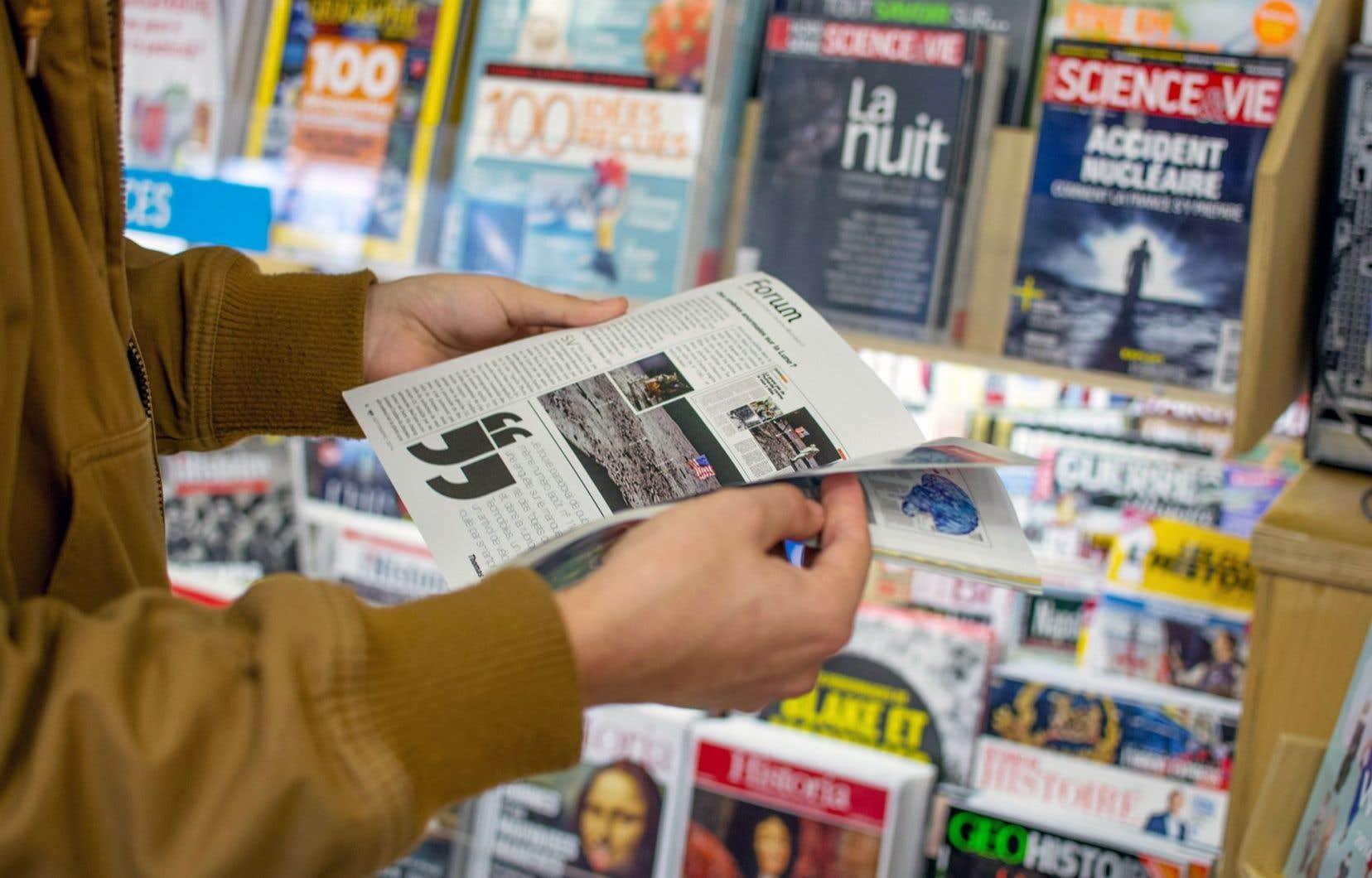 Magazines Canada, la plus grande association professionnelle du secteur, revendique plus de 300 éditeurs qui gèrent encore autour de 1200 titres.