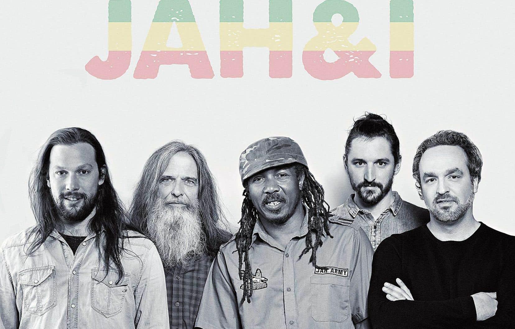 La formation québécoise Jah & I