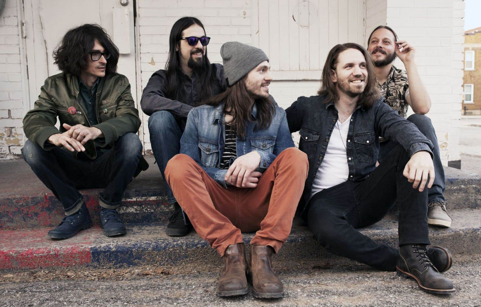 Raton Lover, groupe de rock franco de Québec