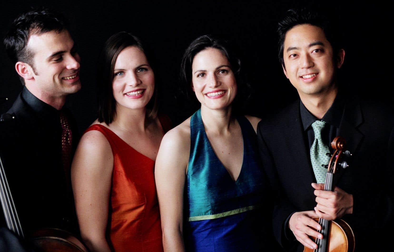 Le Quatuor Jupiter